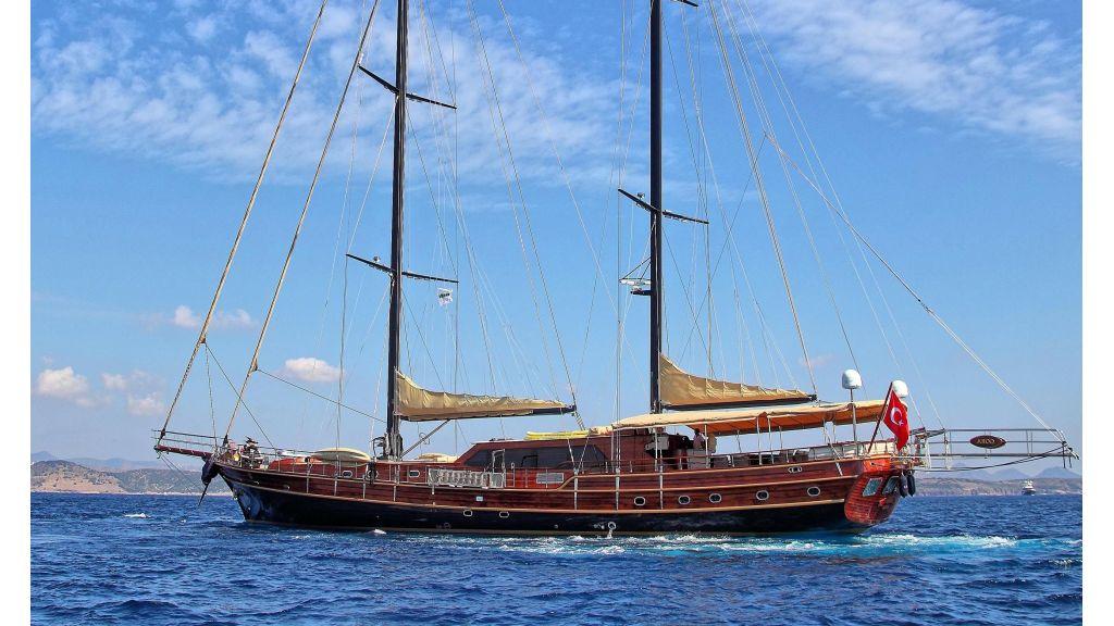 Luxury gulet Gora (28)